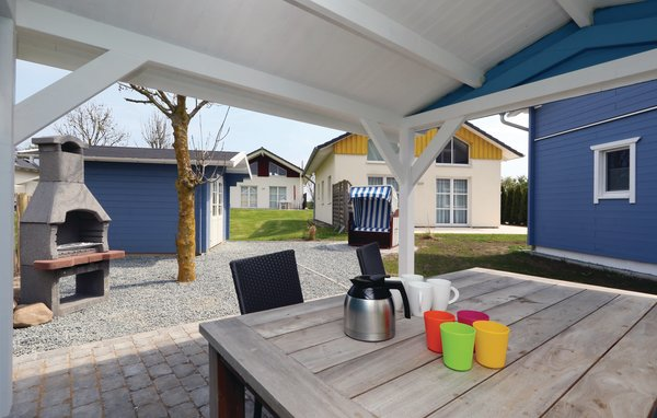 Grillpavillon Seerose 795