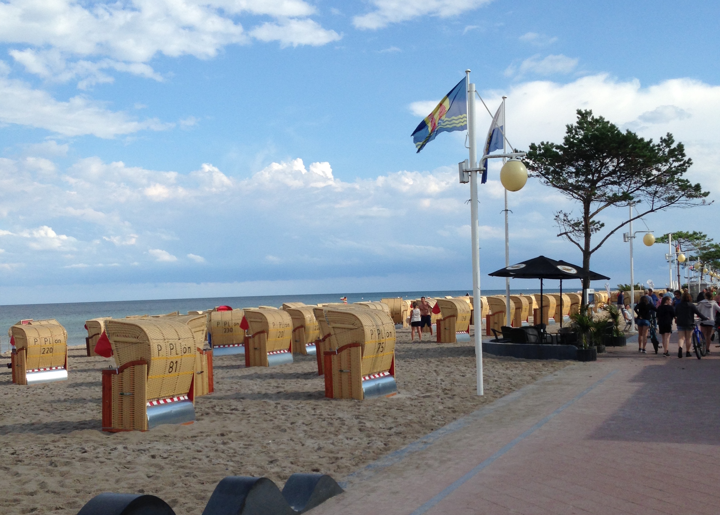 Strand in Dahme